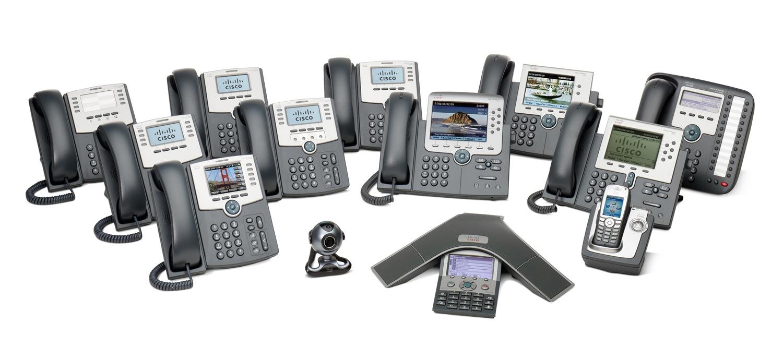 آی پی فون سیسکو - گوشی تلفن سیسکو - تلفن تحت شبکه سیسکو