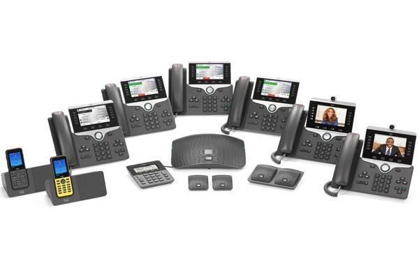 مشخصات و قیمت آی پی فون سیسکو سری 8800