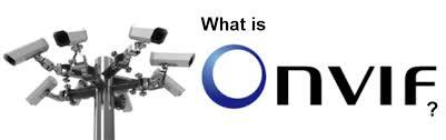 دوربین شبکه ONVIF