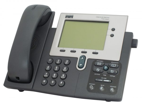 تلفن تحت شبکه سیسکو 7940g