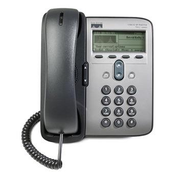 تلفن تحت شبکه سیسکو 7912g