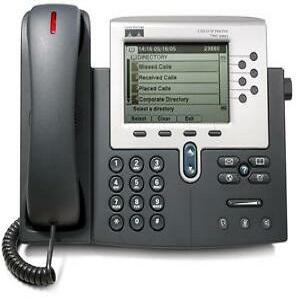 تلفن تحت شبکه سیسکو 7960g