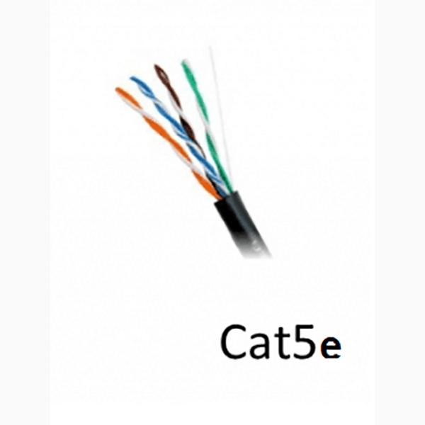کابل شبکه دی لینک Cat5e SFTP شیلد و فویلدار با روکش pvc حلقه 305