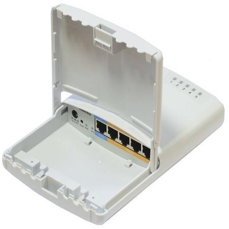 روتر میکروتیک PowerBox پنج پورت Poe مدل RB750P-PBr2