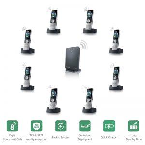گوشی w53p