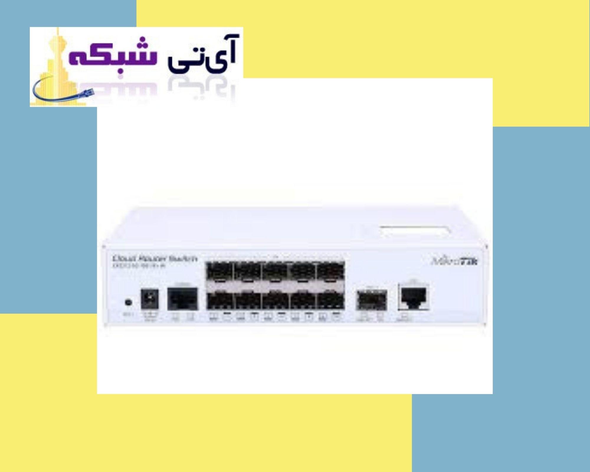 روتر- میکرو - تک - ای - تی - شبکه