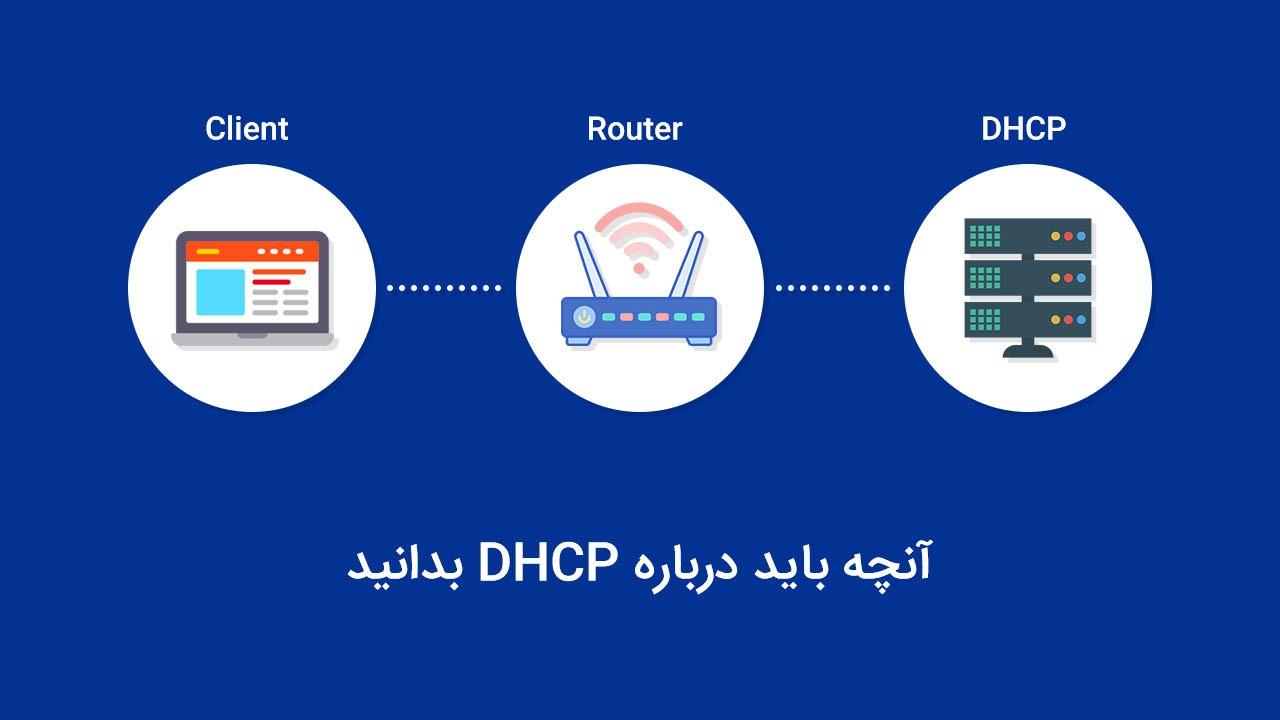 هرآنچه باید درباره DHCP بدانید