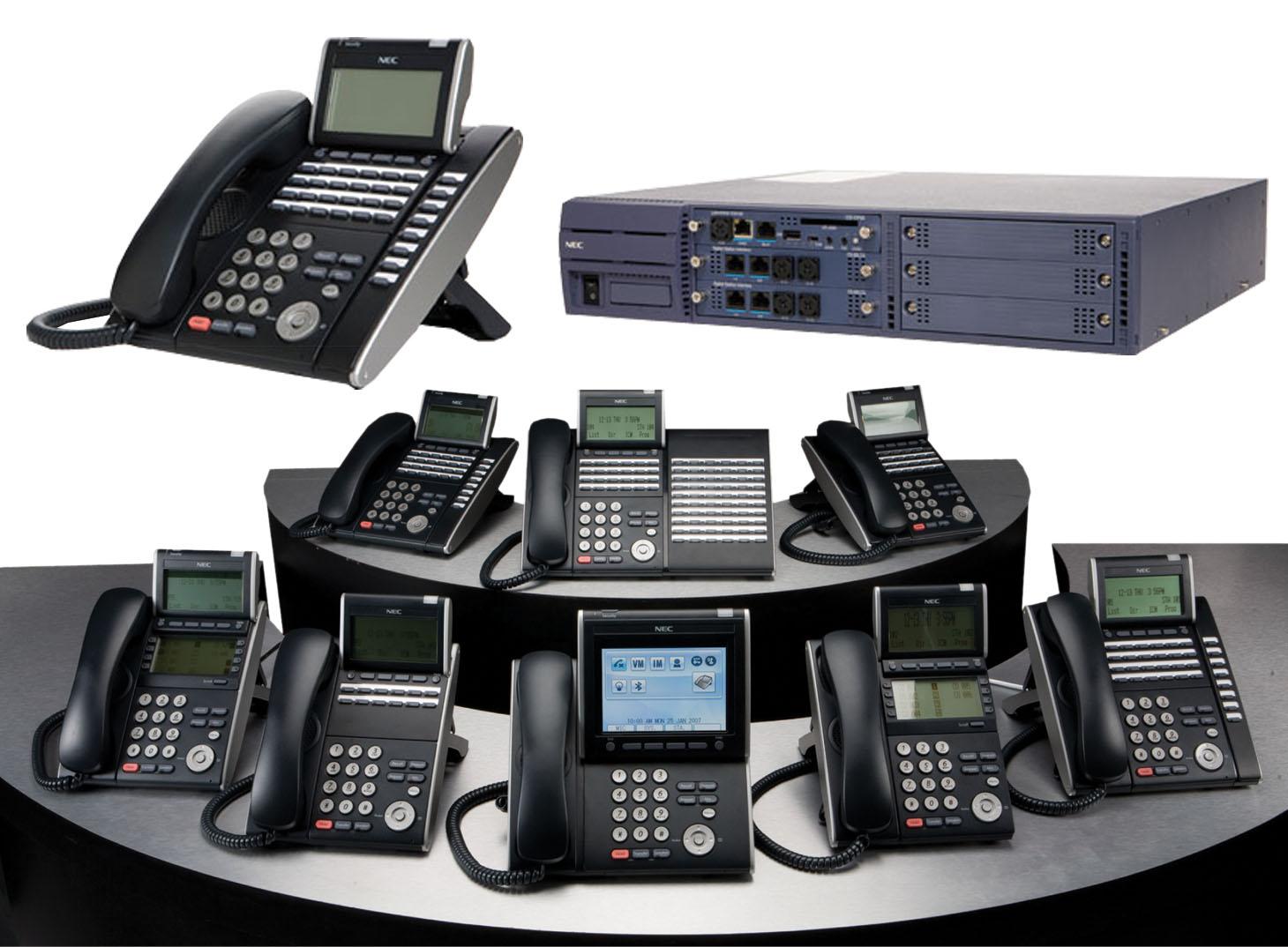 مرکز تلفن تحت شبکه