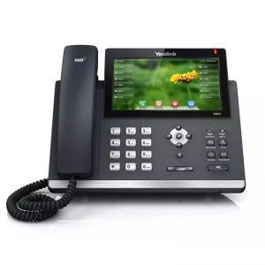 سری SIP-T48G از تلفن های یلینک