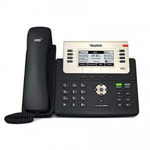 سری SIP-T27G از تلفن های یلینک