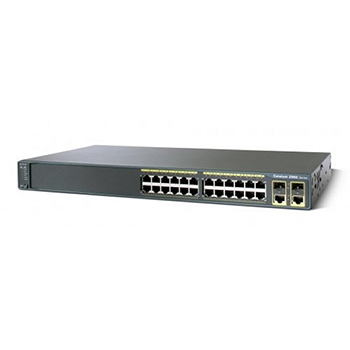 Cisco 2960-Plus 24LC-S