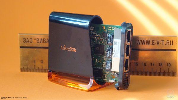 روتر اکسس پوینت 2.4 گیگاهرتزی میکروتیک (hap mini(RB931-2nd