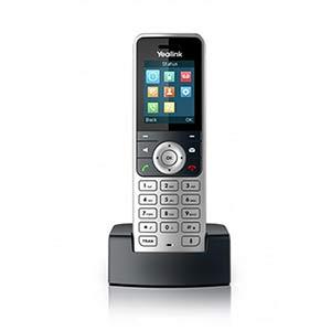 گوشی تلفن دکت تحت شبکه یالینک W53H